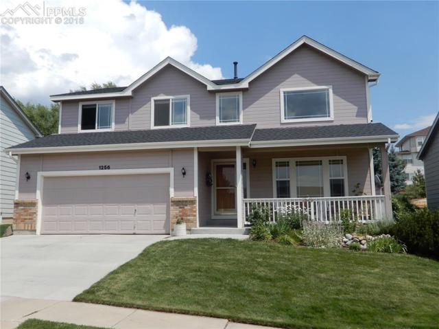 1256 Lawn Lake Trail, Colorado Springs, CO 80921 (#6416682) :: The Hunstiger Team