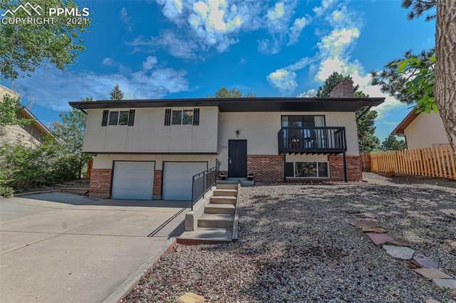 5350 Bunk House Lane, Colorado Springs, CO 80917 (#6417399) :: Compass Colorado Realty