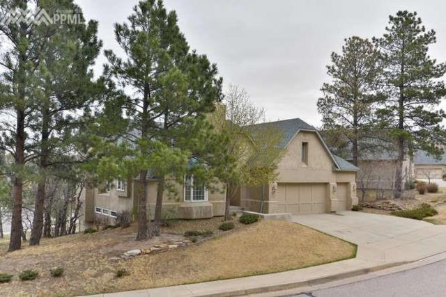 2050 Guardian Way, Colorado Springs, CO 80919 (#6417455) :: The Hunstiger Team
