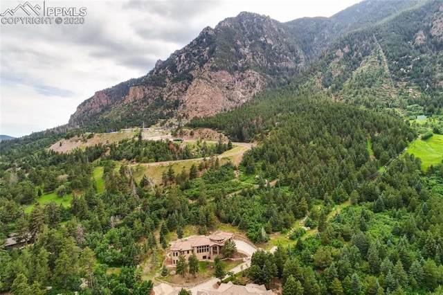 398 Irvington Court, Colorado Springs, CO 80906 (#6417651) :: The Kibler Group