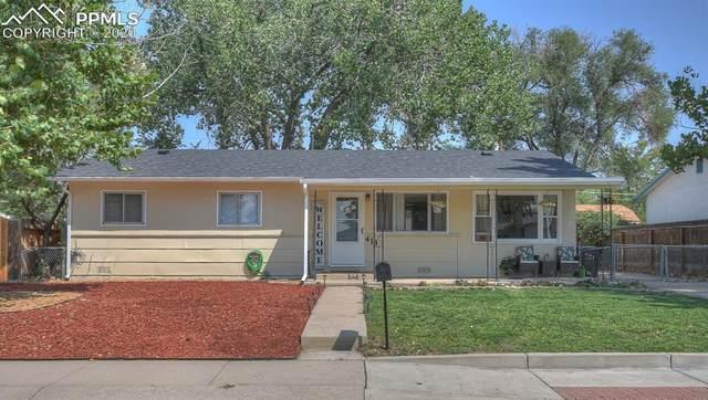 413 Linda Vista Drive, Fountain, CO 80817 (#6418140) :: 8z Real Estate