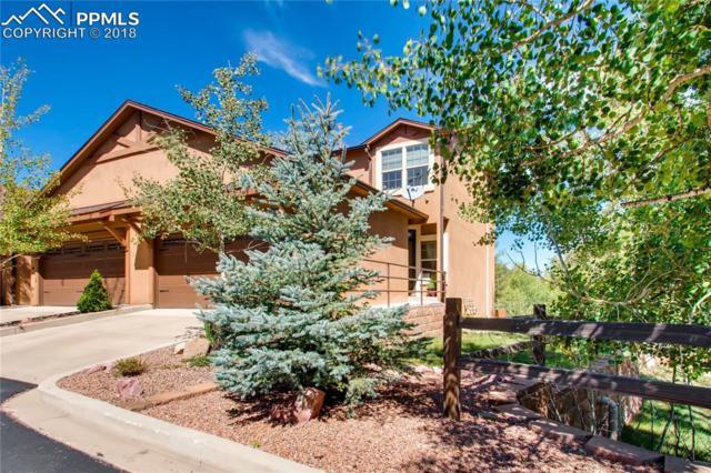 820 Misty Pines Circle, Woodland Park, CO 80863 (#6418804) :: 8z Real Estate