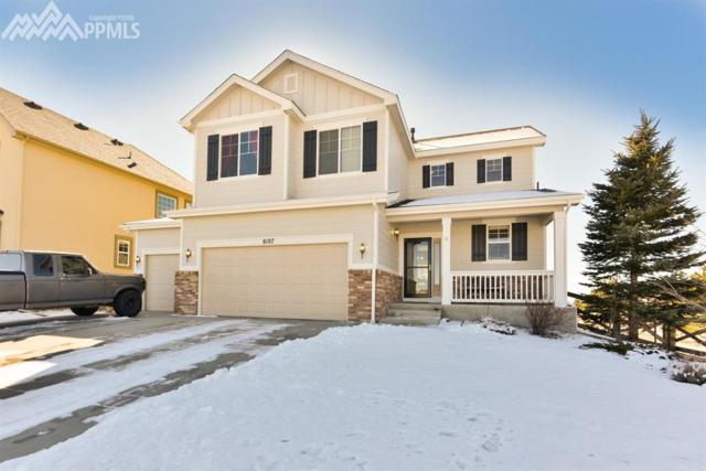 8107 Silver Birch Drive, Colorado Springs, CO 80927 (#6421226) :: 8z Real Estate