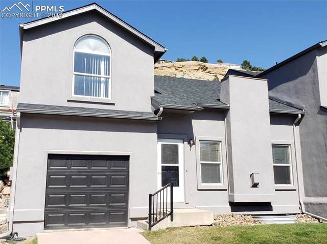 1582 Territory Trail, Colorado Springs, CO 80919 (#6421437) :: The Treasure Davis Team