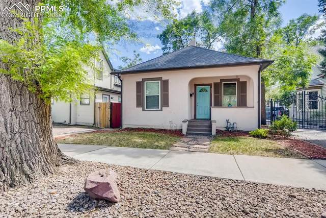 807 W Pikes Peak Avenue, Colorado Springs, CO 80905 (#6423122) :: Venterra Real Estate LLC