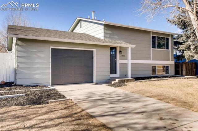 6650 Brook Forest Drive, Colorado Springs, CO 80911 (#6423552) :: The Hunstiger Team