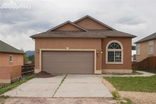 837 Circle Road, Palmer Lake, CO 80133 (#6423809) :: Colorado Home Finder Realty