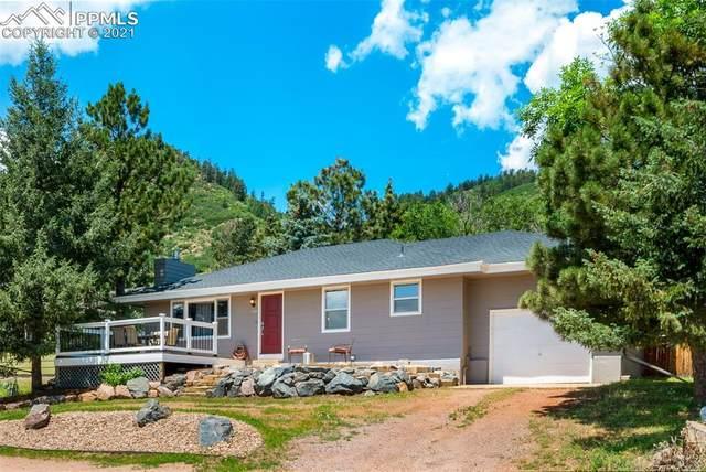 146 Upper Glenway, Palmer Lake, CO 80133 (#6424027) :: Dream Big Home Team | Keller Williams