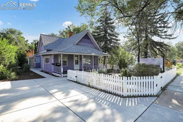 1820 W Colorado Avenue, Colorado Springs, CO 80904 (#6424404) :: Finch & Gable Real Estate Co.