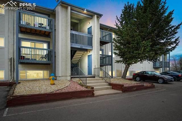 5038 El Camino Drive #60, Colorado Springs, CO 80918 (#6425151) :: Venterra Real Estate LLC
