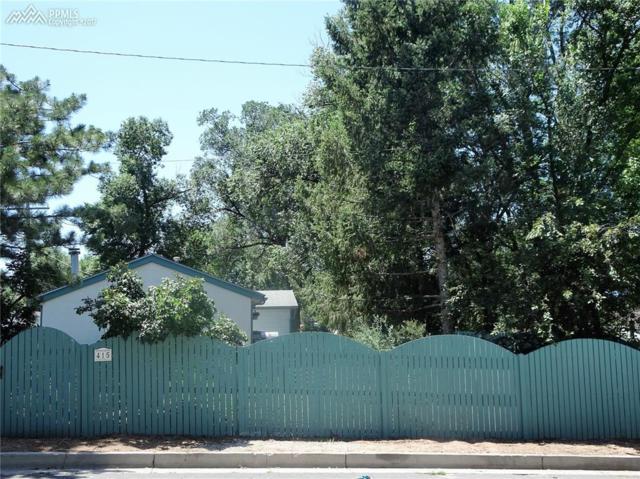 415 W Polk Street, Colorado Springs, CO 80907 (#6425439) :: 8z Real Estate