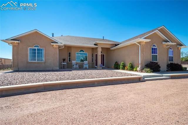 1226 W Camino Pablo Drive, Pueblo West, CO 81007 (#6425674) :: 8z Real Estate