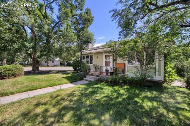 1531 N El Paso Street, Colorado Springs, CO 80907 (#6426075) :: The Kibler Group