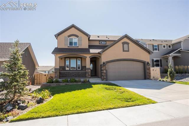 8263 Ryegate Way, Colorado Springs, CO 80908 (#6426325) :: Tommy Daly Home Team