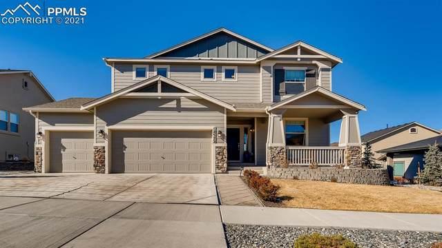 12572 Hawk Stone Drive, Colorado Springs, CO 80921 (#6427045) :: The Scott Futa Home Team