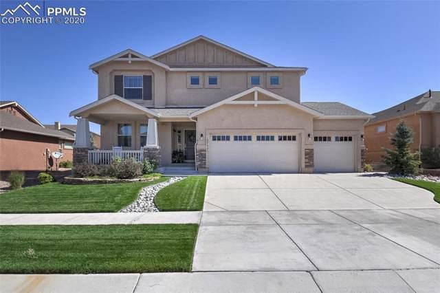 12777 Mission Meadow Drive, Colorado Springs, CO 80921 (#6427611) :: The Treasure Davis Team