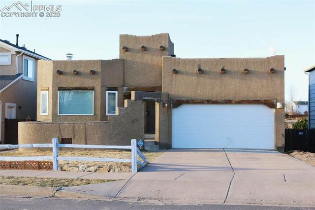 5266 Balsam Street, Colorado Springs, CO 80923 (#6427710) :: The Treasure Davis Team