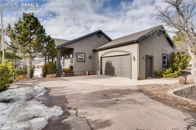 18651 Lower Lake Road, Monument, CO 80132 (#6429552) :: Harling Real Estate