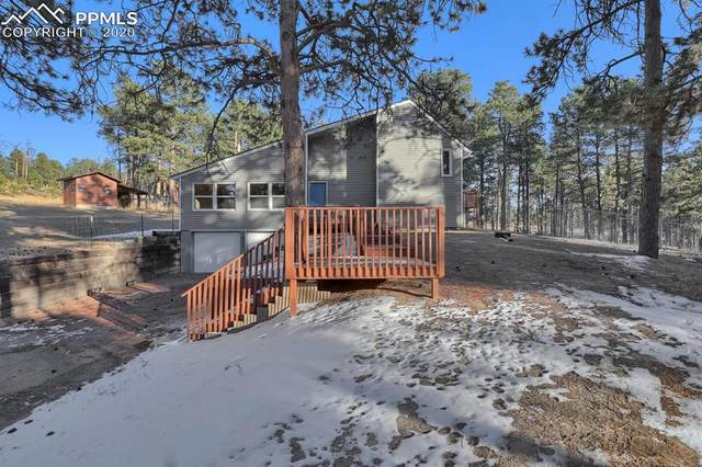 8345 Swan Road, Colorado Springs, CO 80908 (#6429879) :: The Kibler Group