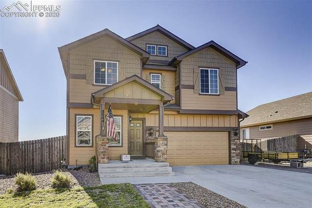 8044 Pinfeather Drive, Fountain, CO 80817 (#6430028) :: Action Team Realty