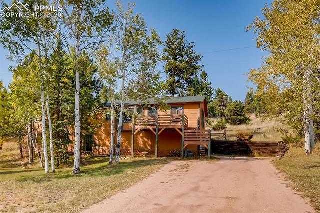 2834 Sunnywood Avenue, Woodland Park, CO 80863 (#6430049) :: 8z Real Estate