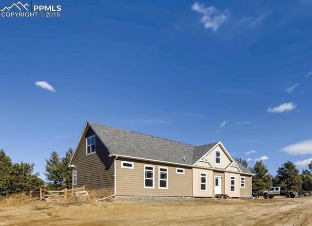 24347 County 77 Road, Calhan, CO 80808 (#6432952) :: 8z Real Estate