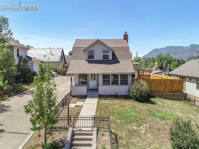 625 E Rio Grande Street, Colorado Springs, CO 80903 (#6437172) :: 8z Real Estate