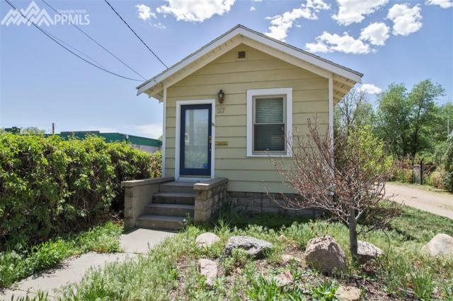 27 E Mill Street, Colorado Springs, CO 80903 (#6437795) :: Action Team Realty