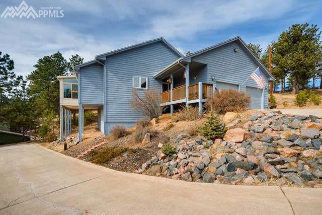 128 Ute Trail, Woodland Park, CO 80863 (#6439970) :: Colorado Home Finder Realty