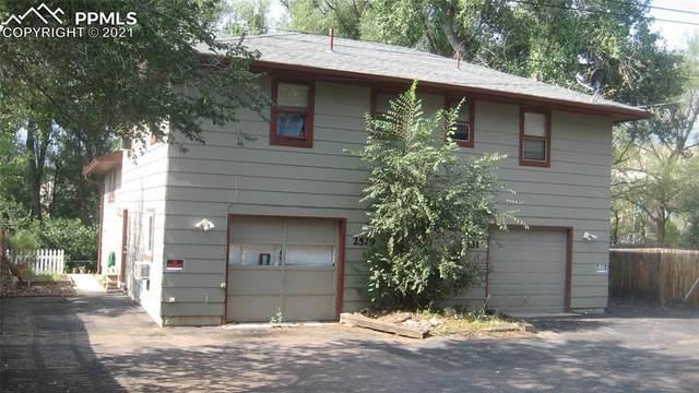 2529 W Vermijo Avenue, Colorado Springs, CO 80904 (#6440428) :: The Treasure Davis Team   eXp Realty
