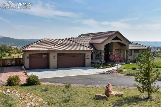 4590 Red Rock Ranch Drive, Monument, CO 80132 (#6443829) :: The Harling Team @ Homesmart Realty Group