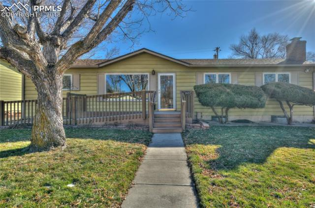 3607 Windsor Avenue, Colorado Springs, CO 80907 (#6443859) :: The Hunstiger Team