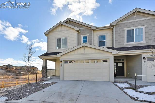 807 Marine Corps Drive, Monument, CO 80132 (#6443923) :: Action Team Realty