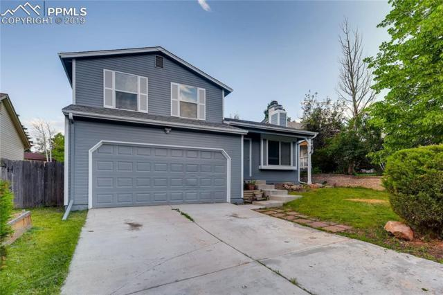 2327 Silent Rain Drive, Colorado Springs, CO 80919 (#6447616) :: The Kibler Group