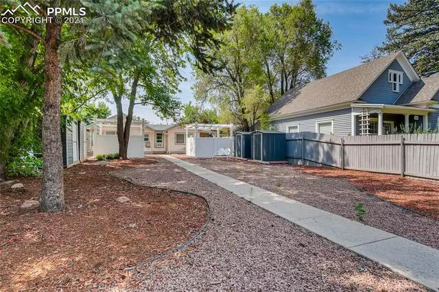 1311 E Boulder Street, Colorado Springs, CO 80909 (#6450141) :: Hudson Stonegate Team