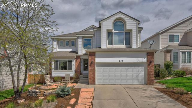 250 Holbrook Street, Colorado Springs, CO 80921 (#6453342) :: The Kibler Group