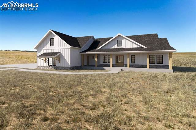 11416 Bison Meadows Court, Colorado Springs, CO 80908 (#6454132) :: Tommy Daly Home Team