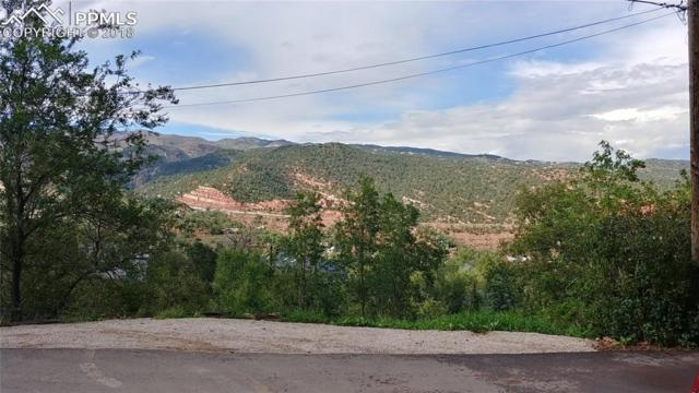 0 Delaware Road, Manitou Springs, CO 80829 (#6455960) :: The Peak Properties Group