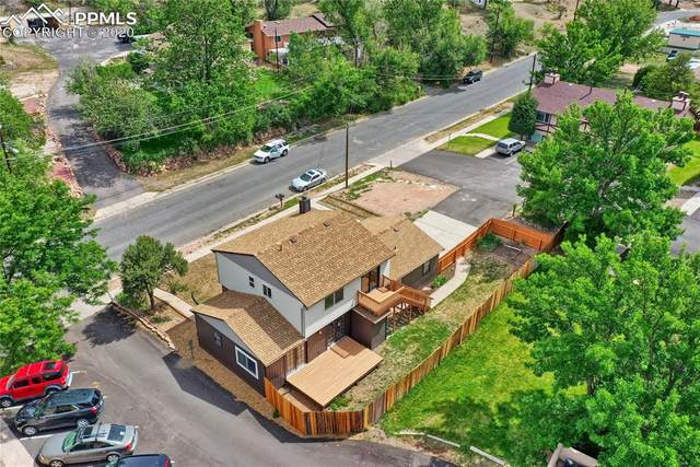 1501 Manitou Boulevard, Colorado Springs, CO 80904 (#6456417) :: The Kibler Group