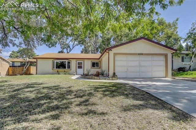 6225 Pulpit Rock Drive, Colorado Springs, CO 80918 (#6457387) :: 8z Real Estate