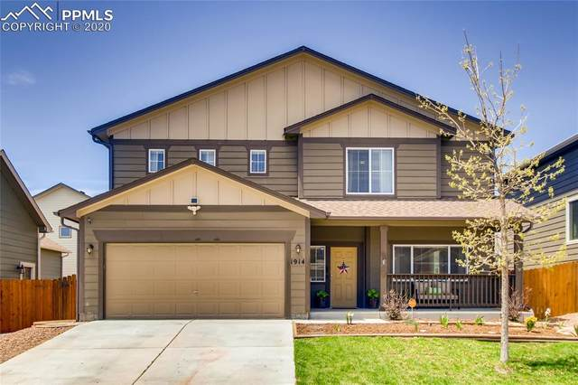 1914 Reed Grass Way, Colorado Springs, CO 80915 (#6458733) :: The Treasure Davis Team