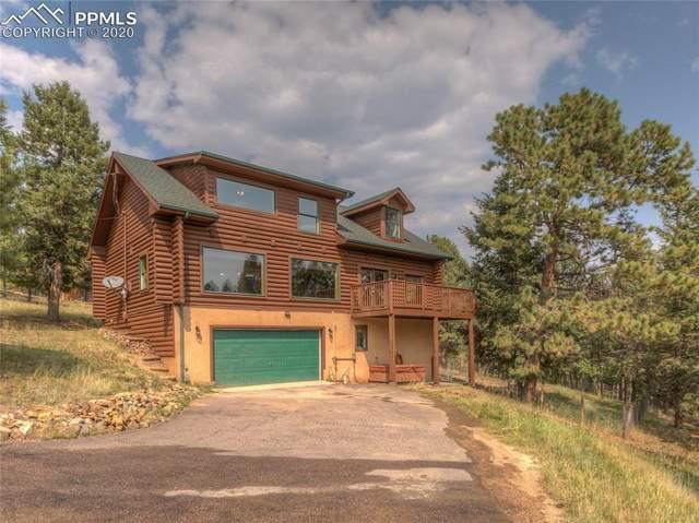 78 Barr Lake Circle, Divide, CO 80814 (#6458931) :: Finch & Gable Real Estate Co.