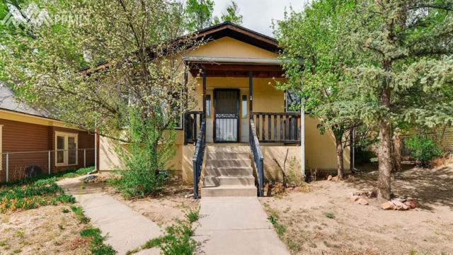826 E Costilla Street, Colorado Springs, CO 80903 (#6459944) :: The Peak Properties Group