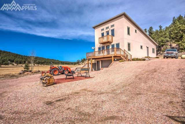 38368 County 77 Road, Lake George, CO 80827 (#6460480) :: The Peak Properties Group