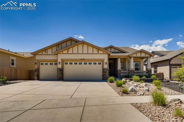 5263 Mount Cutler Court, Colorado Springs, CO 80924 (#6461414) :: Tommy Daly Home Team