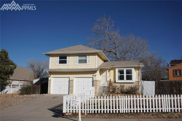 3225 W Monica Drive, Colorado Springs, CO 80916 (#6461477) :: The Treasure Davis Team