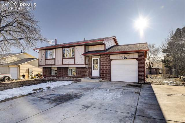 2020 Poteae Circle, Colorado Springs, CO 80915 (#6463340) :: Tommy Daly Home Team