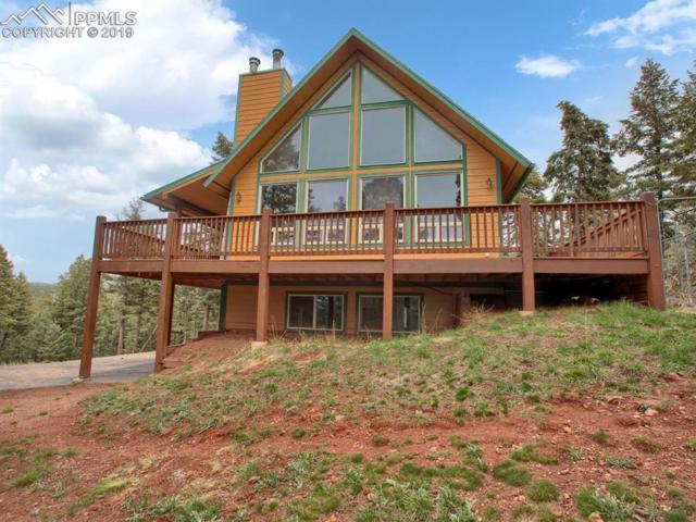 19 Ponderosa Circle, Woodland Park, CO 80863 (#6464215) :: Colorado Home Finder Realty