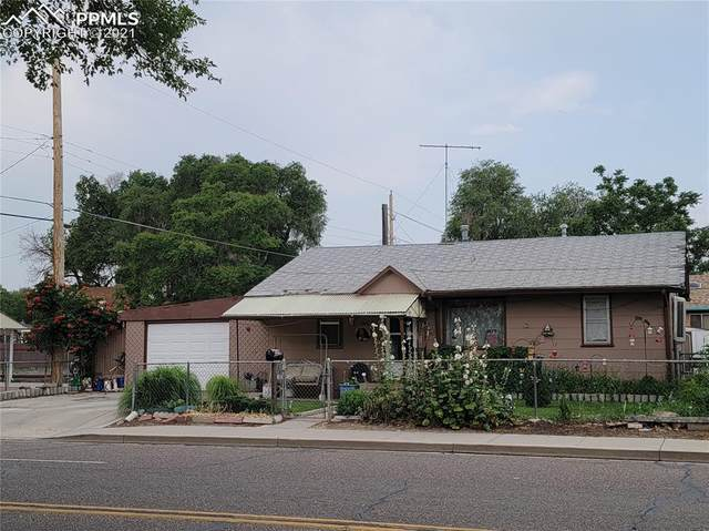 815 Troy Avenue, Pueblo, CO 81001 (#6465383) :: Venterra Real Estate LLC
