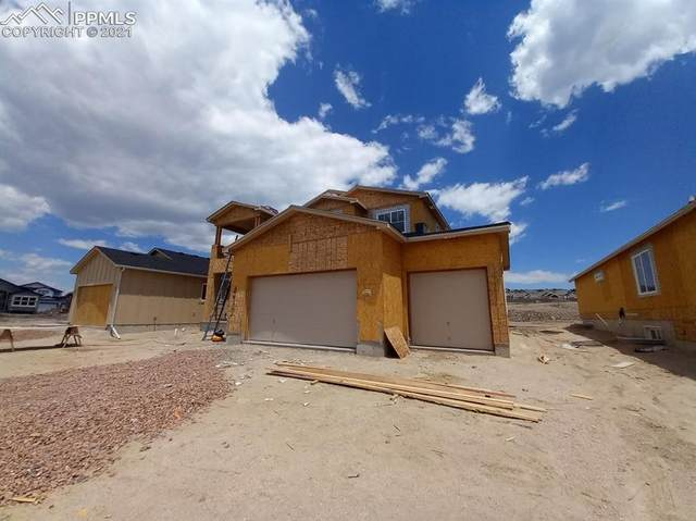 4922 Sand Canyon Trail, Colorado Springs, CO 80924 (#6465706) :: Re/Max Structure
